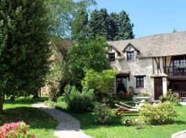 Le Clos Dormont, Saint-Pierre-de-Bailleul (рядом с городом Сент-Этьен-су-Байёль)