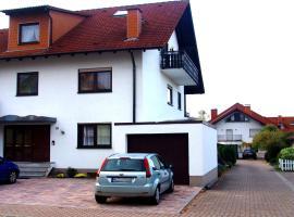 Ferienwohnung-Hockenheim