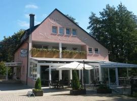 Pension Konditorei Cafe Dora, Münchberg