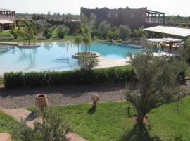 Villa et Appartements Résidence Habiba, Марракеш
