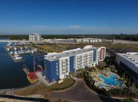 SpringHill Suites Orange Beach at The Wharf