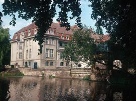 Jagdschloss-Bellin, Bellin (Groß Grabow yakınında)