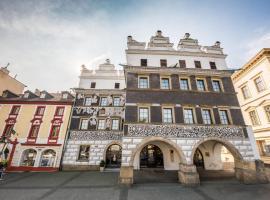 Grandhotel Salva, Litoměřice
