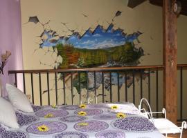 Casa Rural Rosa Magica