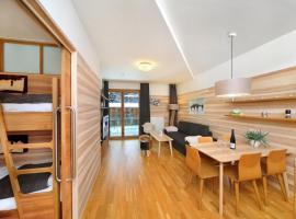 Apartment Medvědín 331/210