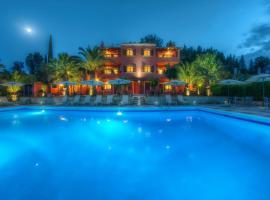 The Palm Garden Andreas Villas Golf