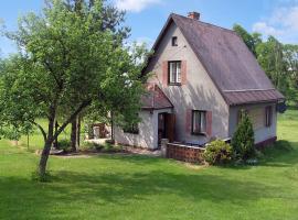 Holiday home in Borovnicka 1260, Borovnička (Mostek yakınında)