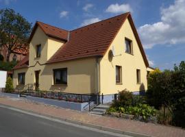 Apartment in Poseritz/Insel Rügen 3063, Poseritz (Benz yakınında)