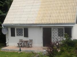 Holiday home in Liska 1247, Líska (Kunratice yakınında)