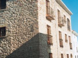Casa Hipolito, Кордуэнте (рядом с городом Рильо-де-Гальо)