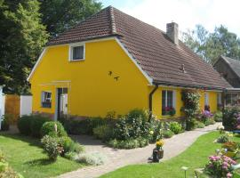 Apartment in Warthe/Insel Usedom 3218, Warthe