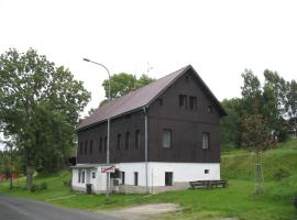 Holiday home in Prichovice 1719, Příchovice (Kořenov yakınında)