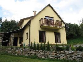 Holiday home Mrklov/Riesengebirge 2468, Mrklov (Horní Štěpanice yakınında)