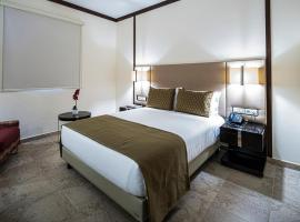 Iu Hotel Luanda Viana, Viana (Camizunzo yakınında)