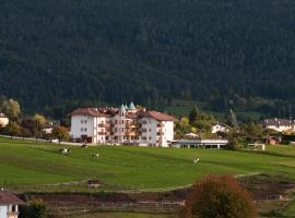 Hotel Rosa Resort, Cavareno (Sarnonico yakınında)
