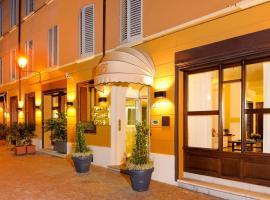 Hotel Al Cappello Rosso, Bologne