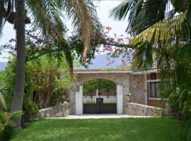Casa Girasoles, Ticumán