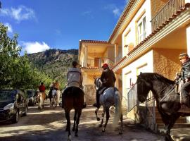 Apartamentos rurales Casas de Haches, Las Casas de Haches (Bogarra yakınında)