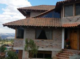 Casa Lugui, Quito (Hacienda Chiche Obraje yakınında)