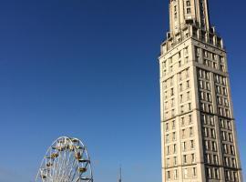Le 360° TOUR PERRET Panoramique LUXE 19E étage