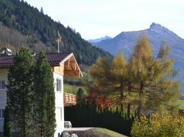 Alpenglueckgastein