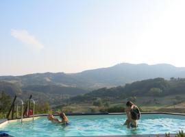Alle figlie del Lupo, Salsomaggiore Terme (San Vittore yakınında)
