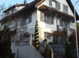 Bergstrasse Homestay, Gossau (Herisau yakınında)