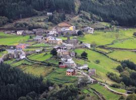 Casa Aniceto, Taramundi