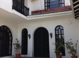 Mansion Samzara Hosteleria