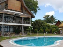 La Digue Emerald Villa