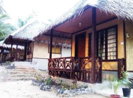 Bayog Beach Campsite, San Fernando (in der Nähe von Sibaltan)