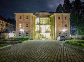 Heras Country Hotel, Kabale (рядом с регионом Ndorwa)