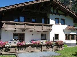 Alpenlandhaus Stindl, Längenfeld