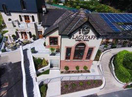Flagstaff Lodge, Ньюри