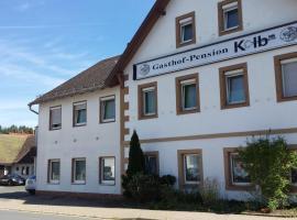Gasthof Kolb, Weidenberg (Hartmannsreuth yakınında)