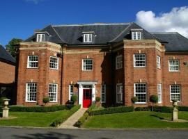 Leamington Spa Serviced Apartments - Ince House, Лимингтон (рядом с городом Bubbenhall)