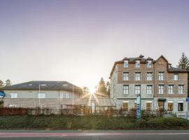 New Hotel de Lives, Namur (Pontillas yakınında)