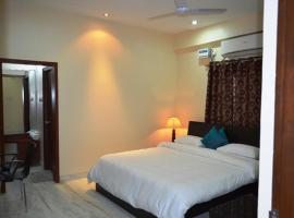 Swansuites - Gayatri Nest, Хайдарабад (рядом с городом Gachibowli)