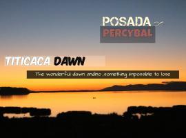 Posada De Percybal Lago Inn