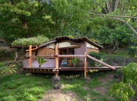 Fare Oviri Lodge, Opoa