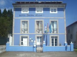 Hotel Casona Selgas de Cudillero