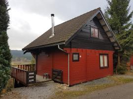 Chalet Belle Vue with sauna, Dochamps (Bournoufay yakınında)