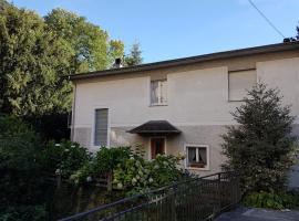 Regina Apartment, Chiavenna (Prata Camportaccio yakınında)