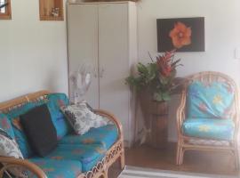 Vaimaanga Studio, Rarotonga (Vaimaanga yakınında)