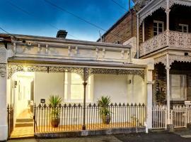 Melbourne Fitzroy Terrace