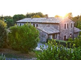 Agriturismo Il Cornalino, Castel Viscardo (Torre Alfina yakınında)