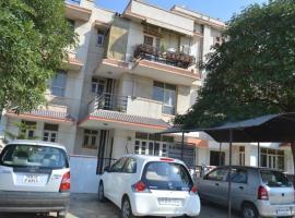 Sidco Aravli Apartment, Гургаон (рядом с городом Kāsan)