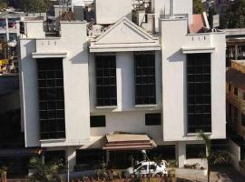 Hotel Ambaji International, Ranpur (рядом с городом Jamhuri)