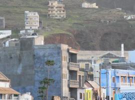 Meerblick Sonne und Ruhe auf Kapverd, Ponta do Sol (Caculi yakınında)
