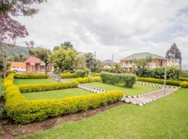 Virunga Campsite & Backpackers, Kisoro